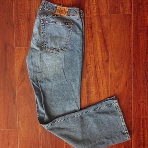 Lucky Brand Dungarees Wild Child Bootcut 18/33 L